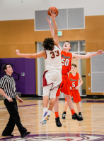 Gallery: Boys Basketball Monroe @ Lake Stevens